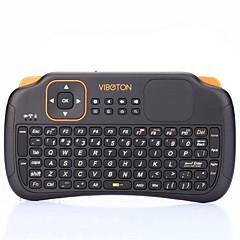 drahtlosen 2,4-GHz-Tastatur& Maus Combos / Luft-Maus-Fernbedienung für andriod Smart-TV-Box