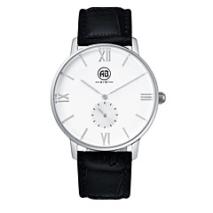 AIBI® Men's Fashion Watch Water Resistant/Water Proof Charles Florida White Black Gift Wrist Watch For Men Cool Watch Unique Watch With Watch Box