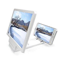 uusin kannettava taittuva telineet ja lisäosat mobiili video vahvistin HD 3D silmä suurennuslasi (eri värejä)