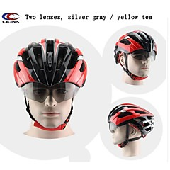 Cycling Helmet 9 Colors Mountain Road Bike Helmet Cascos Ciclismo Mtb Bicycle Helmet With Glasses&Helmet Cover