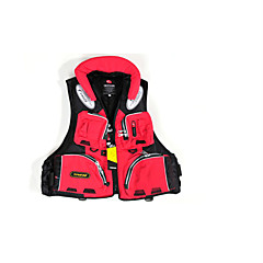 Fulang Fishing Tools Outdoor Life Jacket Ventilate  Sea Fishing Waistcoat  FC46