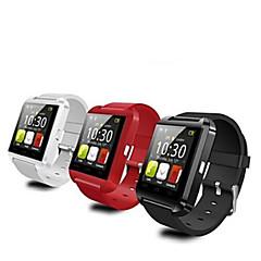 Giyilebilir - Akıllı İzle - Bluetooth 3.0 - El Kullanmadan Aramalar / Mesaj Kontrolü / Kamera Kontrolü -Aktivite Takipçisi / Kronometre