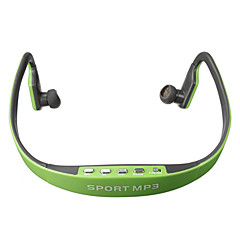 Stereofoniczny zestaw słuchawkowy mody graczem sportowe słuchawki mp3 muzyka słuchawkowe micro SD do gniazda odtwarzacz samsung FT dla