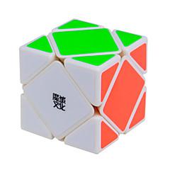 Cube de vitesse lisse skewb Vitesse Cubes magiques Blanc ABS