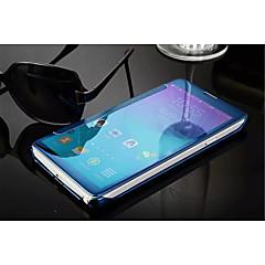 For Samsung Galaxy Note7 Spejl Flip Etui Heldækkende Etui Helfarve PC for Samsung Note 7 Note 5 Note 4