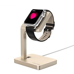 κορυφαία ποιότητα ψυχική ρολόι μήλο βάση φόρτισης τερματοφύλακα κάτοχος περίπτερο ασύρματη φόρτιση