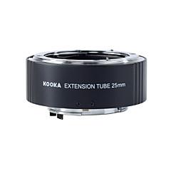 Kooka kk-N25 ottone af tubo di prolunga con TTL esposizione automatica per nikon ingresso 25 millimetri reflex