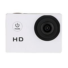 EOSCN A8 Actionkamera / Sportkamera 5MP 2MP 3MP 640 x 480 Vattentät Vinklingsbar LCD 1.5 CMOS 32 GB Enkel bild Bildsekvensläge 30 M