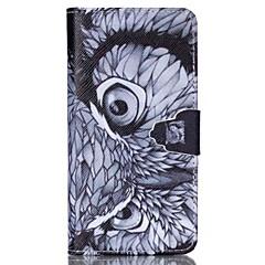 kotka malli PU nahka puhelimen suojakotelo Samsung Galaxy S3 / S4 / S5 / S6 / s3mini / S4 mini / s5mini