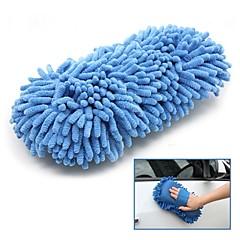 auto t11861 microfibra lavaggio spugna pulizia strumenti multifunzione spazzola di pulizia dell'automobile più pulite