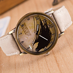 Woman And Man Vintage Harajuku Graffiti Wrist  Watch Cool Watches Unique Watches