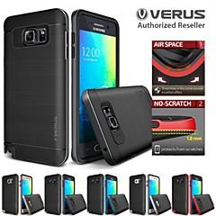Varten Samsung Galaxy kotelo Other Etui Takakuori Etui Yksivärinen Silikoni Samsung S6 edge plus / S6 edge / S6