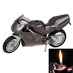 Motorcycle Model Lighter Classical Collection Decoration