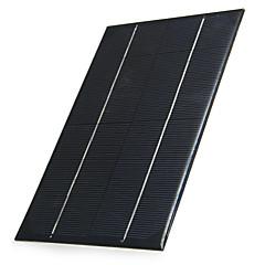 4.2W 6V Output Polycrystalline Silicon Solar Panel for DIY