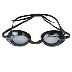 super-k de tamaño ajustable unisex de los hombres gafas de natación asm6717 antiniebla transparente