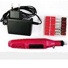 1pcs manicure macchina rettifica elettrica / mini tipo penna tute macchina rettifica elettrica per manicure