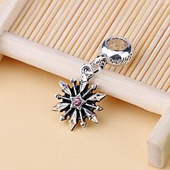 Fashion Christmas snowflake DIY Bracelet Beads
