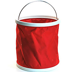 Telescopic Folding Bucket Random Color