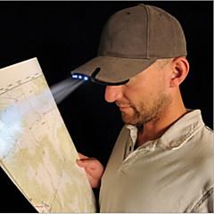 클립과 마운트 ( 작은 사이즈 / 나이트 비젼 ) - LED 2 모드 50 루멘 CR2032 기타 배터리 - 캠핑/등산/동굴탐험 / 일상용 / 천문학자 LT 0