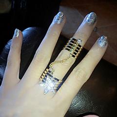 New Arrival Fashional Popular Rhinestone Star Ring