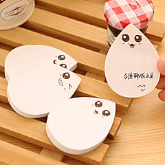 Water Drop Design Self-Stick Note(1 PCS)