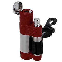 6211 manière portable vin de briquets de type porte-clés rouge, or, argent, noir