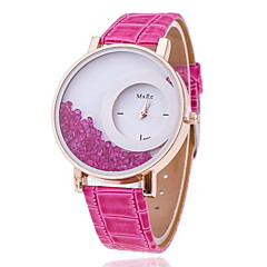 Women's Circular Rolling Beads Quartz Wrist Watch(Assorted Colors) Cool Watches Unique Watches Fashion Watch