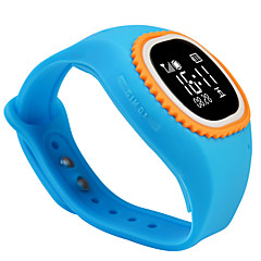 2015 nuevo diseño de los niños de alta calidad gps reloj teléfono sos para niños de seguridad segura
