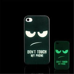 Design Spécial/Phosphoréscent - Coque - pour iPhone 5/iPhone 5S Plastique )