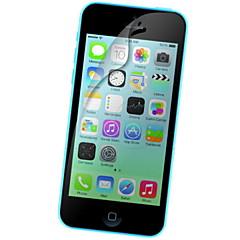 10stk hd klar foran skærmen film til iPhone 5 / 5s / 5c