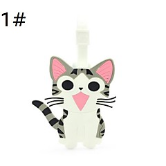 Travel Luggage Tag Luggage Accessory Rubber