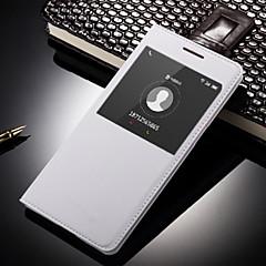 eredeti pu bőr smart auto-alvás teljes test esetében Huawei emelkedni P8 lite (vegyes színek)