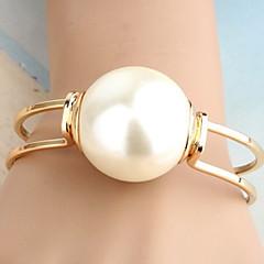 Fashion Exaggerate Hyperbole Simple Pearl Bracelet