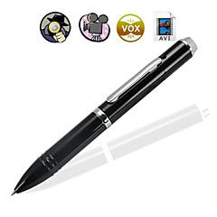 built-in de alta Qing 8 g 720p caneta ao ar livre câmera de esportes dvr pode escrever novo novo mini dv caneta preta