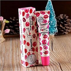 Lipgloss Nat Wraptint Doorschijnende Lipgloss / Gekleurde Lipgloss / Vochtigheid / Naturel / Poriënverkleinend / Verheldering Meerkleurig