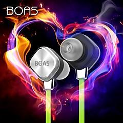 New Arrive BOAS LC-999 Fashion Wireless Bluetooth 4.1 Stereo Earphone Sport Headphone Studio Music Headset microphone