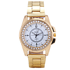 Ladies' Watch Gold Chain High Grade Quartz Wwatch