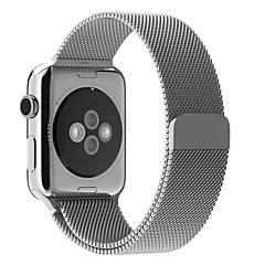 Milaan Loop voor Apple Watch Roestvrij Stalen Replacement Watch Band Armband