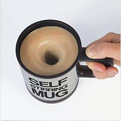 αυτο ανάδευση καφέ κούπα αυτόματη κούπα ανακατεύουμε το γραφείο τσάι αστείο ποτά δώρο ανάμιξη