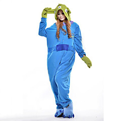 Unisex Adult Onesies Anime Cosplay Costume with Hoodie Toy Story Aliens Polar Fleece Kigurumi Pajamas