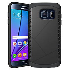 DEJI® TPU&PC Armor Shockproof Case For Samsung Galaxy S7 Edge/S7/S6 Edge +/S6 Edge/S6 Active/S6 (Assorted Colors)
