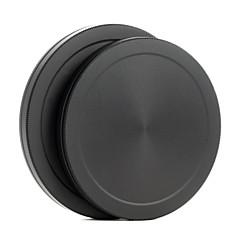 boîte portative de protection de capuchon arrière filtre avant de l'objectif de métal 72 / 77mm