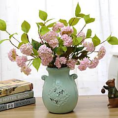 İpek Ortancalar Yapay Çiçekler