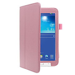 Magnetic PU Leather Stand Case Cover For Samsung Galaxy Tab 3 Lite 7.0 T110 T111 Tablet Case