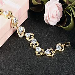 Alloy Bracelet Charm Bracelets Party / Daily / Casual 1pc