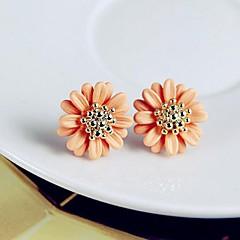 Earring Stud Earrings / Drop Earrings Jewelry Women Alloy / Platinum Plated / Gold Plated 1set Gold