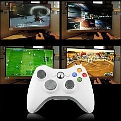 controlador do jogo de choque sem fio para Xbox 360 da Microsoft