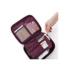 Reise Reisetasche / Organisation für das Packen / Kulturtasche Kulturtasche Wasserdicht Stoff