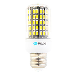 7w e26 / e27 οδήγησε φώτα καλαμποκιού t 108 smd 650-700 lm ζεστό λευκό δροσερό λευκό ac 220-240 v 1 τεμ