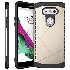 Mert LG tok Ütésálló Case Hátlap Case Páncél Kemény PC LG LG G5 / LG G4